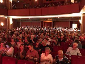 Das Wunder von Mals - Premiere München