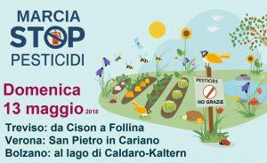 Wanderung STOP Pestizide