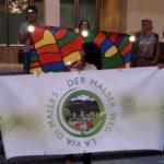Der Malser Weg - Lichterumzug Bozen 05. Oktober 2018