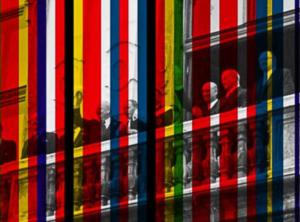 Ausrufung der Europäischen Republik The European Balcony Project