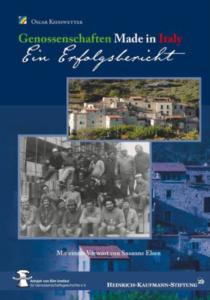 Genossenschaften Made in Italy von Oscar Kiesswetter