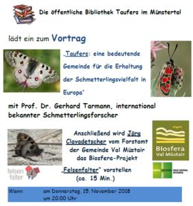 Prof. Dr. Gerhard Tarmann