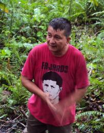 Donald Moncayo, Ecuador