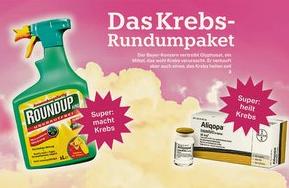 Krebs-Rundumpaket von Bayer