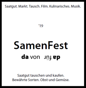 Samenfest 2019 am 23.02.19 in Mals
