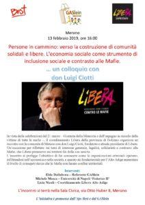 Libera - Don Luigi Ciotti