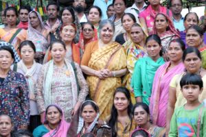 Vandana Shiva, 11 aprile 2019, Malles