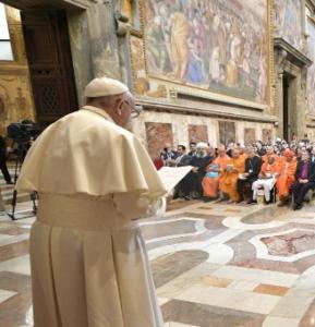 Papst: Indigene bei Umsetzung von Agenda 2030 einbeziehen