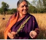 Vandana Shiva lancia la campagna globale