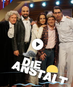 Die Anstalt vom 09. April 2019