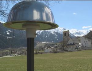 Pestizid-Messstation im Münstertal