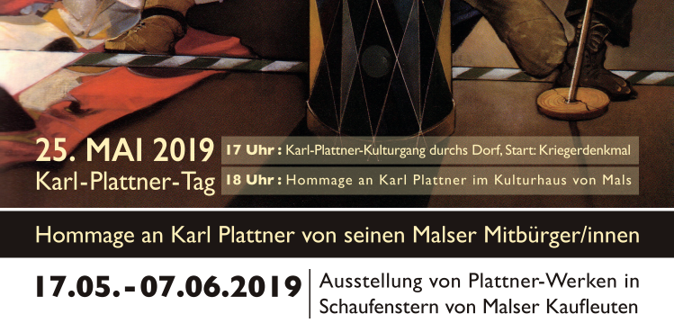 Karl Plattner Tag am 25. Mai 2019 in Mals