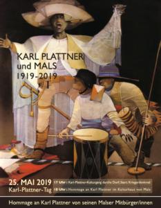 Karl Plattner Tag, 25. Mai 2019 in Mals