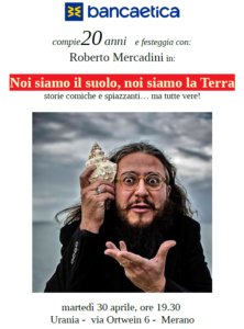 banca etica Merano