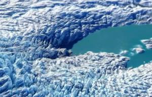Klimawandel - Das Eis der Gletscher schmilzt