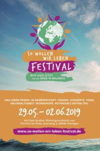 Festival - So wollen wir leben, für eine Erde in Balance