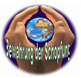 """Arbeitsgruppe """"Bewahrung der Schöpfung"""""""
