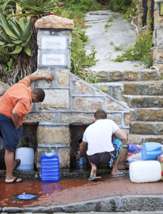 Weltweite Wasserkrise spitzt sich zu