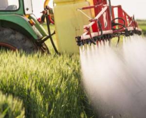 clorpirifos viene utilizzato in agricoltura