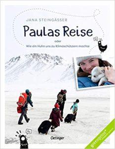 Paulas Reise - Kinderbuch zum Thema Klimaschutz