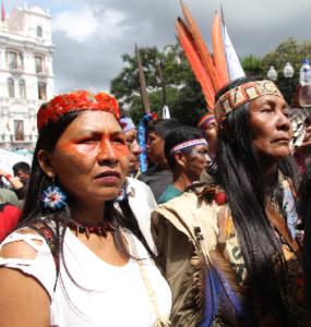 Die Lunge des Planeten - Ecuador