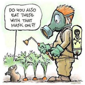 Schluss mit Pestiziden