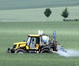 Pestizid-Abstandsregelung von 150 m