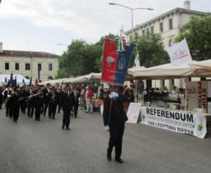 """SITO Unesco """"Le Colline del Prosecco"""" e REFERENDUM contro i pesticidi a Conegliano"""