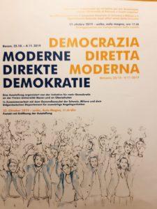 Moderne Direkte Demokratie - democrazia diretta moderna