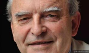 Professor Eberhard Greiser