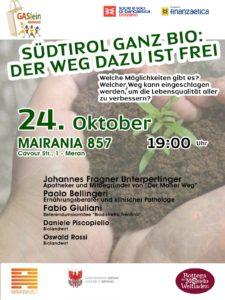 Südtirol ganz Bio