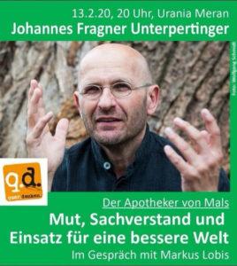 Johannes Fragner-Unterpertinger
